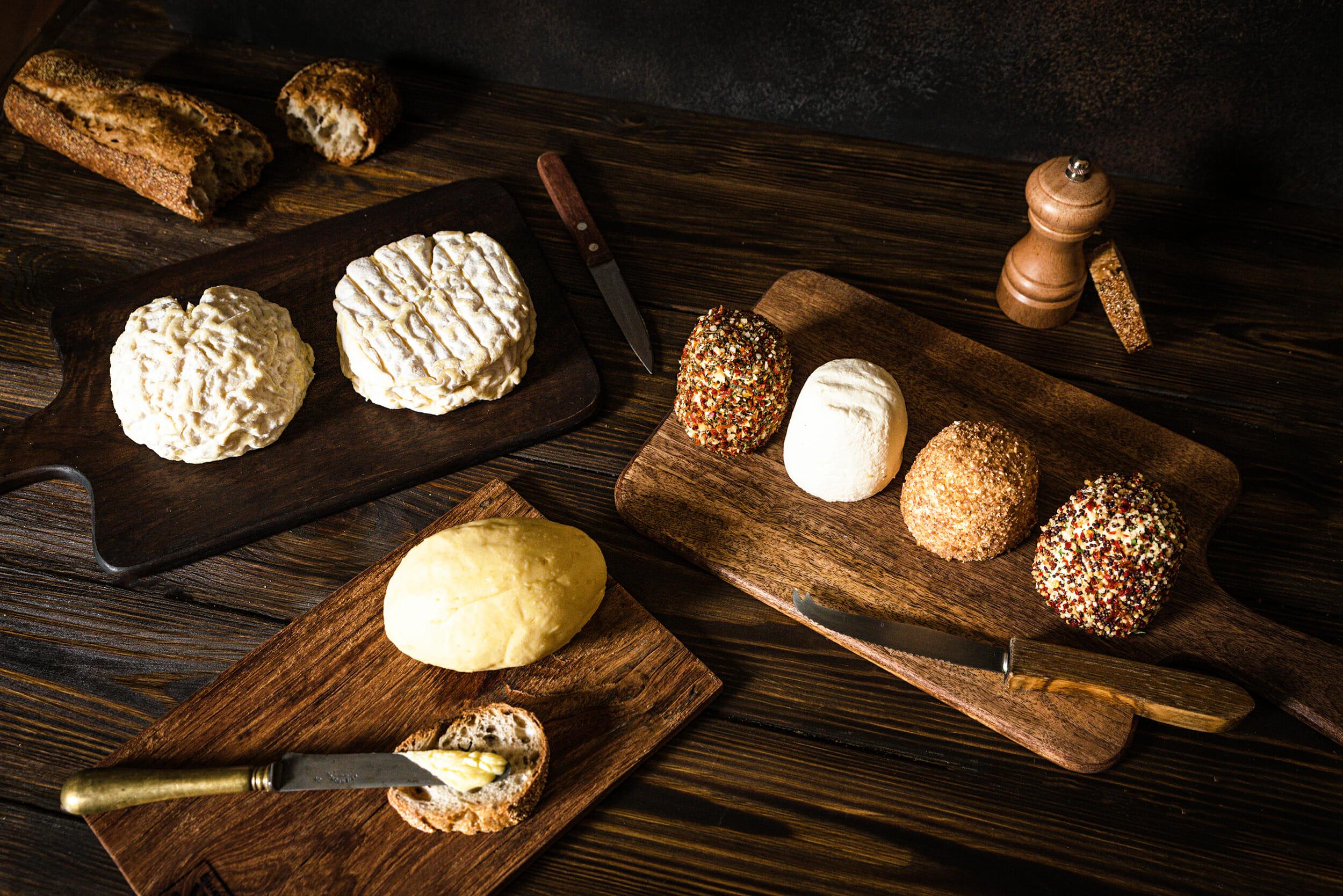 Fromages fermiers au lait cru BIO et beurre de baratte Côtes d'Armor 22 - Les Prairies de La Noé